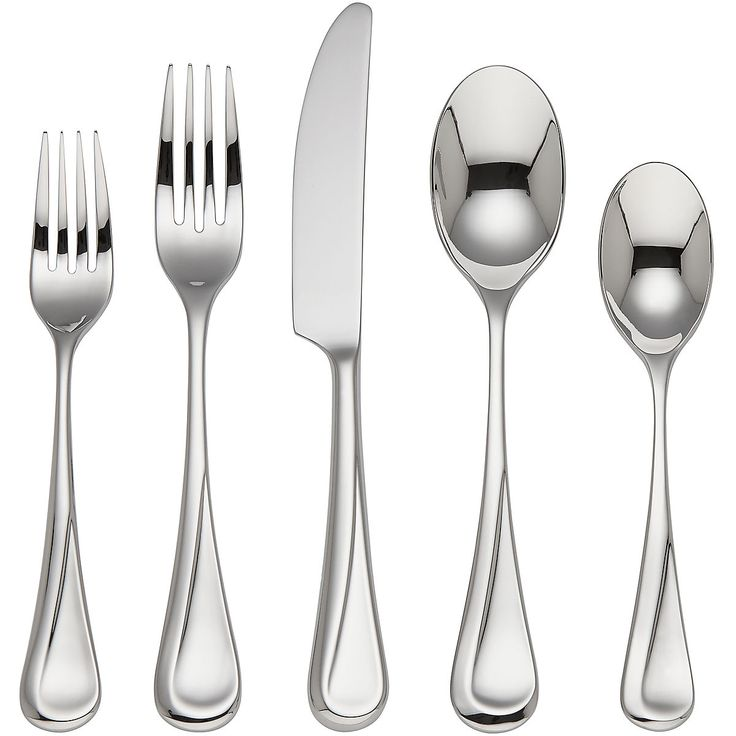 Tjørn 5-piece Flatware Place Setting by Dansk®  sc 1 st  Pinterest & 10 best Flatware images on Pinterest | Place settings Tablescapes ...