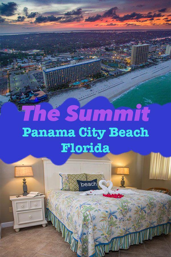 The Summit Condos Panama City Beach Florida Pam Gann Panama City Panama Panama City Beach Panama City Beach Florida