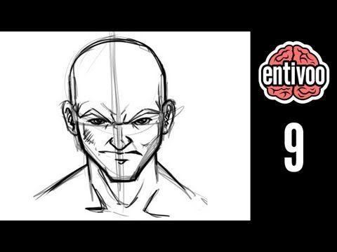 Introducción al dibujo de rostros - YouTube