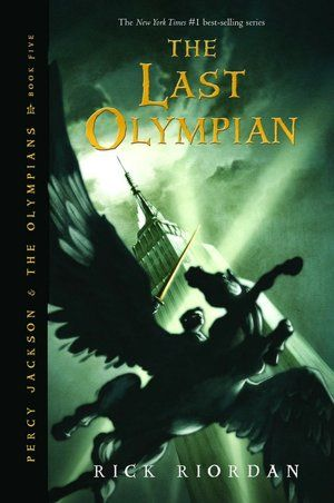 The Last Olympian (Percy J #5) - Rick Riordan