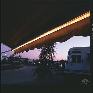 Awning Lights Ropes And Track On Pinterest