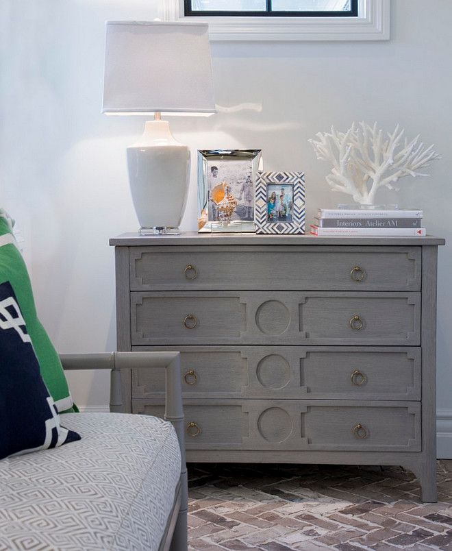 Graywash Dresser. Beautiful graywash dresser with coastal ...