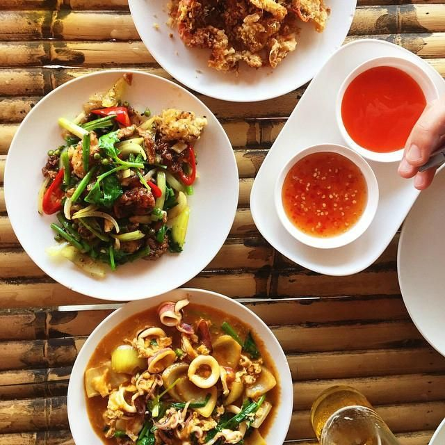 Had Bang Po Seafood Restaurant.  Local Seafood Restaurants in Koh  Samui http://www.thesamuivillas.com/2015/09/local-seafood-restaurants-in-koh-samui/