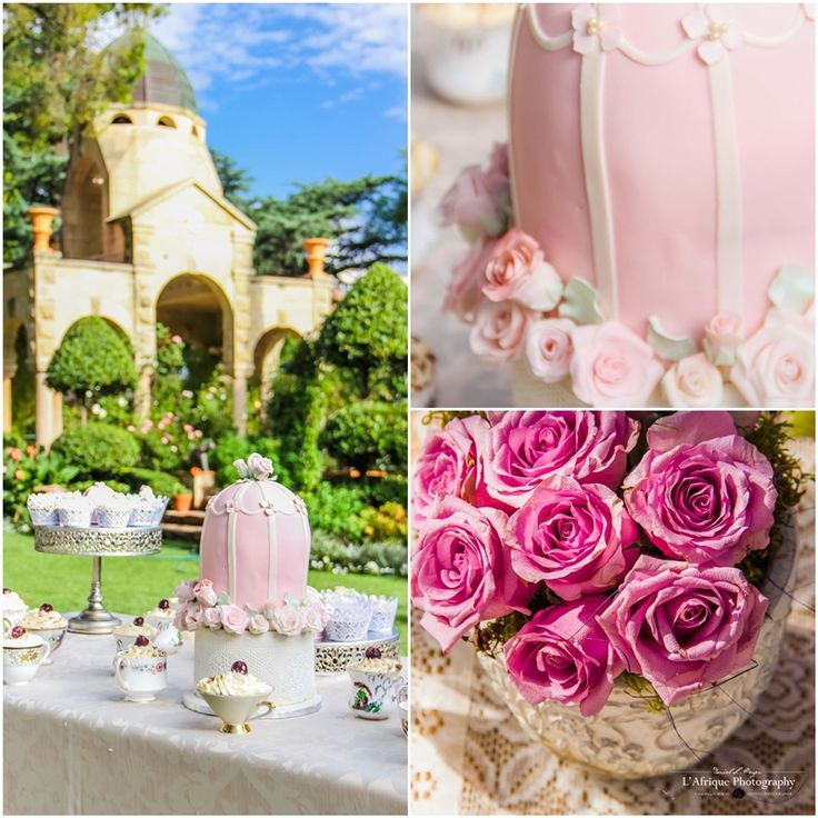 Shepstone Gardens wedding a most magical wedding venue