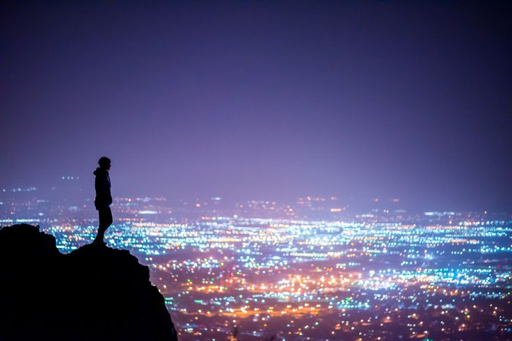 Photograph Overlooking the City by Derek Kind on 500px ...