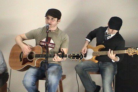 The Verve Pipe:  The Freshmen (Boyce Avenue acoustic cover)