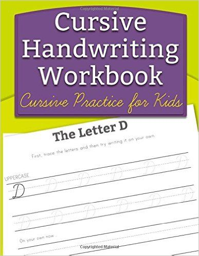 Cursive Handwriting and Other Education Myths