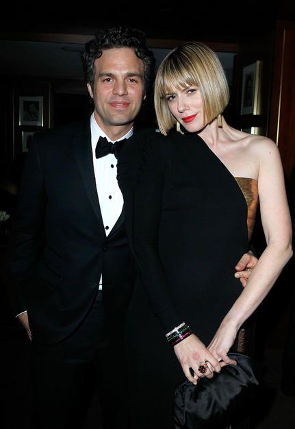 Fabulous couple at the 2011 Oscar's. Mark Ruffalo & Sunrise Coigney. One of my favorite celebrity couples.