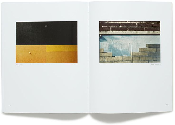 MACK - Luigi Ghirri - Kodachrome