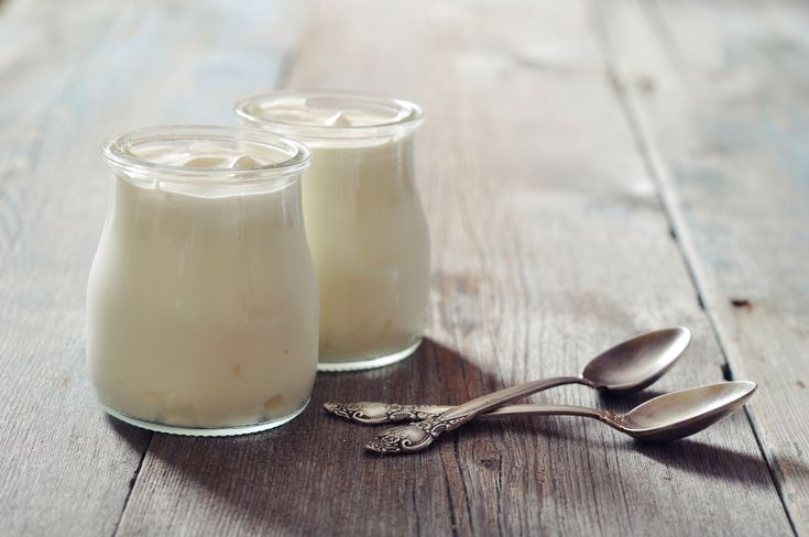 The good bacteria in yogurt can help fight bad bacteria in your mouth and prevent cavities. #dentistry #healthyfood