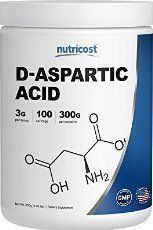 Review of Aspartic Acid Supplements. What are the effects on testosterone, benefits, uses, results and side effects of taking DAA or L-Aspartic Acid powder?