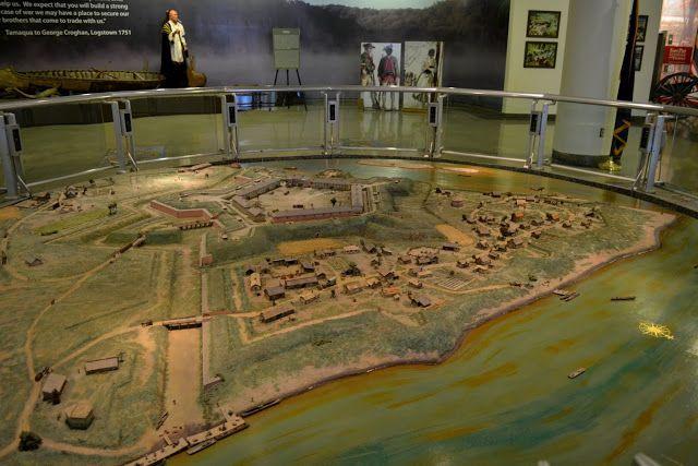 Форт Питт, Питтсбург, Пенсильвания(Fort Pitt Museum, Pittsburgh, PA)