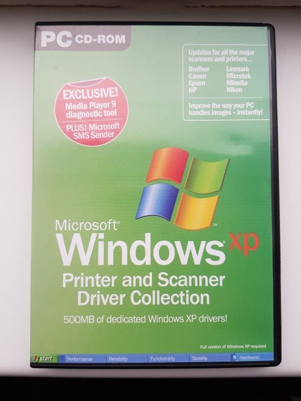 PC CD ROM  * WINDOWS XP DRIVER UPDATES * Issue 25