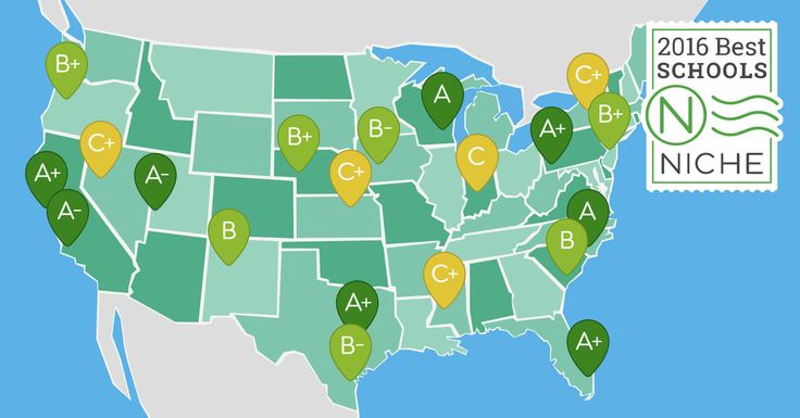 2016 Best School Districts ranking by state based on stats, test scores and district ratings. Find the best public schools in your area.
