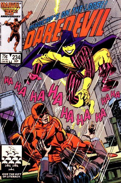 Daredevil vol 1 #234 ft. Madcap