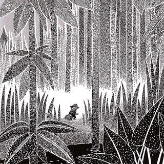 Vem ska trösta knyttet? Av Tove Jansson tyckte så mycket om den här boken som barn och gör än idag.