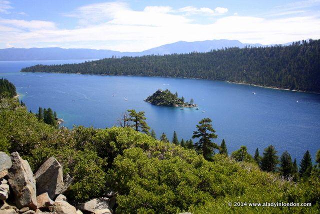 Lady's Summer at Lake Tahoe