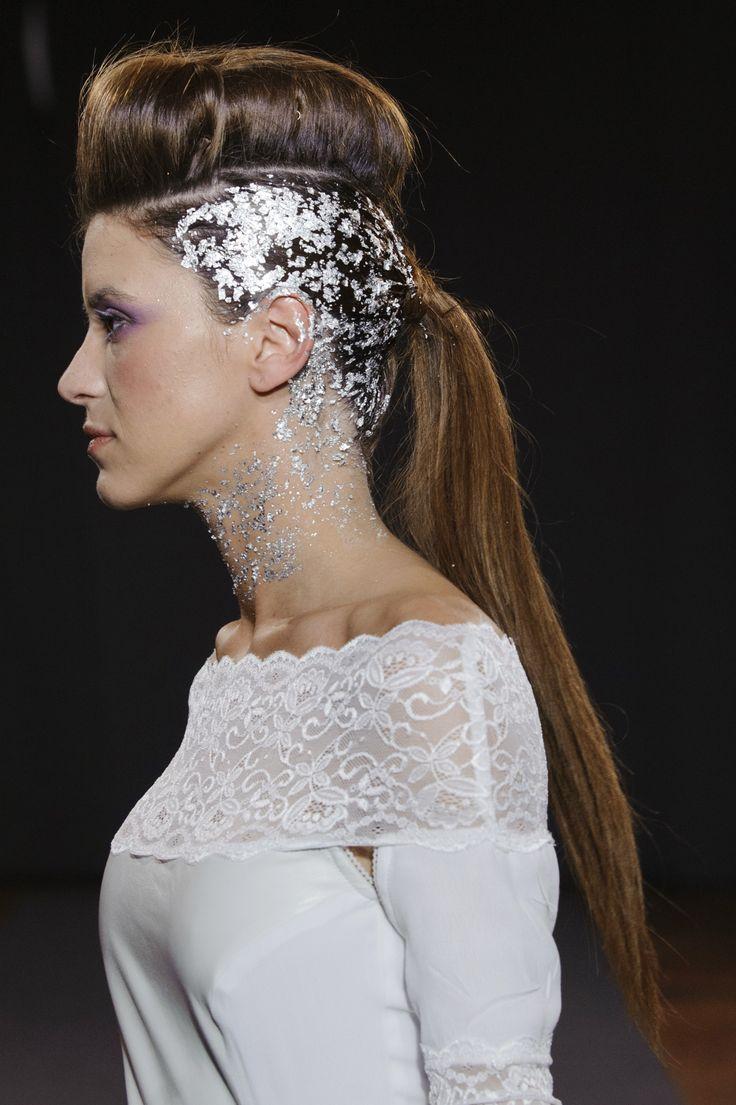 27 best half hawk hair style images on pinterest   hairstyles