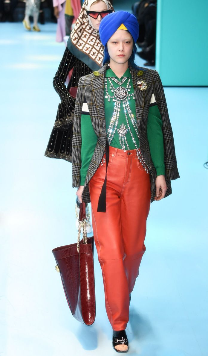 e76680bd85d    GUCCI   Fall Winter 2019 - MILAN