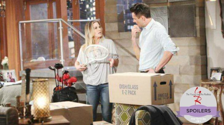 """""""The Young and the Restless"""" spoilers indicate that Billy Abbott (Jason Thompson) and Phyllis Abbott (Gina Tognoni) will decide to move in together. With them taking this next step in their relationship it may make or break them. Affiliate links included below. Thanks for your support!     Bil"""