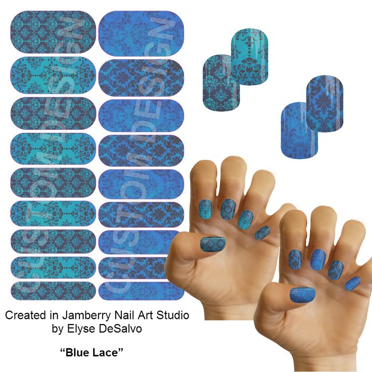 Nail Art Studio: Elyse NAS Design Order Form