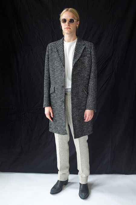 Our Legacy   Spring 2015 Menswear Collection   Style.com    This jacket though!