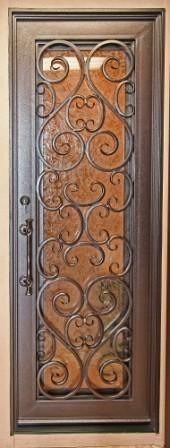 Security Doors - Screens - Wrought Iron Gates – Storm Entry Doors