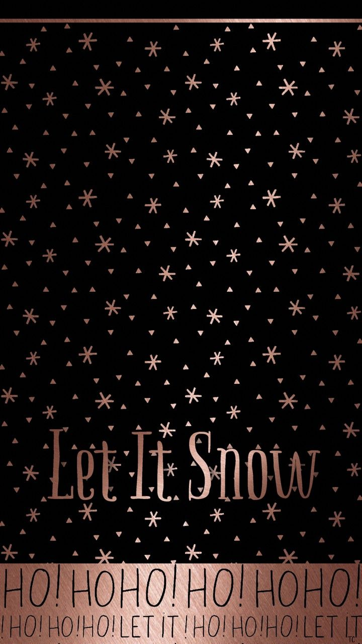 Let it snow . . . | Wallpaper