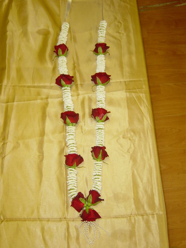 jaimala garlands images | ... Red Rose and White Wedding Haar, Wedding Garland, Wedding Jaimala