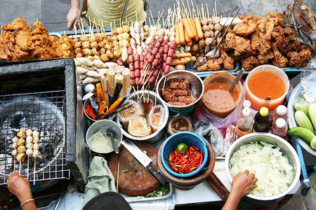 Thai Street Food - I'm friends with Su Mei Yu, she'll totally do the festival.