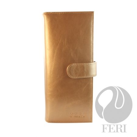 GLOW WALLET, made in beautiful Italian leather.  (click on pic to go to my website)