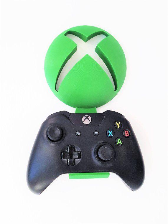 Xbox One S X Controller Wandhalterung Halter Video Game Room Design Xbox One S Xbox One