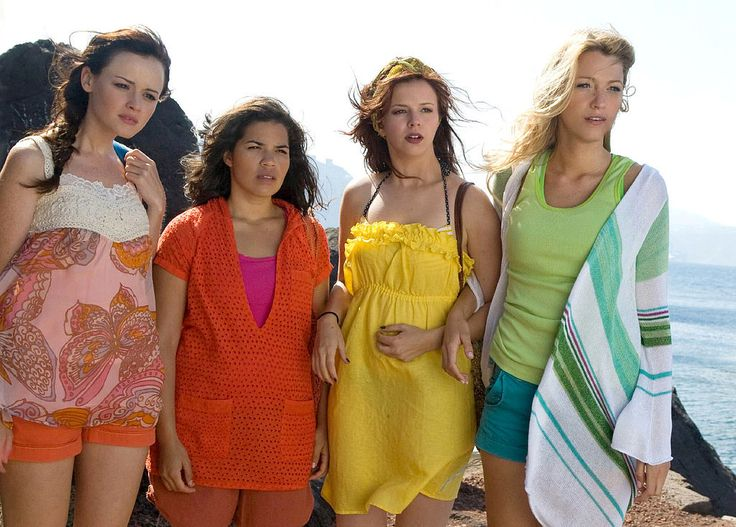 Which Sisterhood of the Traveling Pants Character Are You? | POPSUGAR Entertainment  I got BridgetNever one to shy away from the spotlight, you have no problem capturing people's attention. You have a bubbly, positive energy that's contagious, but that fearless exterior doesn't always match the way you actually feel. Having seen your fair share of ups and downs, you know what it's like to lose something you love