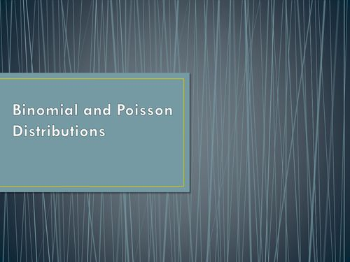 Binomial and Poisson Distributions.pptx