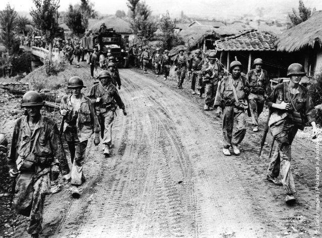Image result for us war korean peninsula 1950