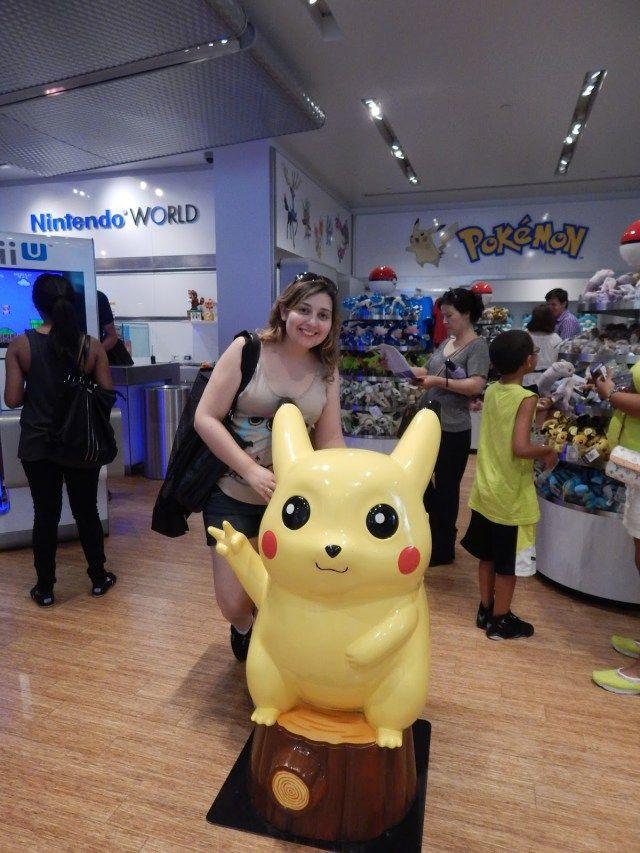 Conheça a loja Nintendo World, o sonho de qualquer gamer! (Nova York, EUA) - Juny Pelo Mundo