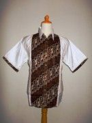 baju batik modern | hem casual