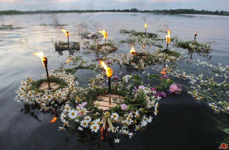 Belarus. Midsummer Magic | For many centuries the night of 6 July has been celebrated in Belarus (and some other neighbouring countries) as the Midsummer Night, or the night of Ivan Kupala.