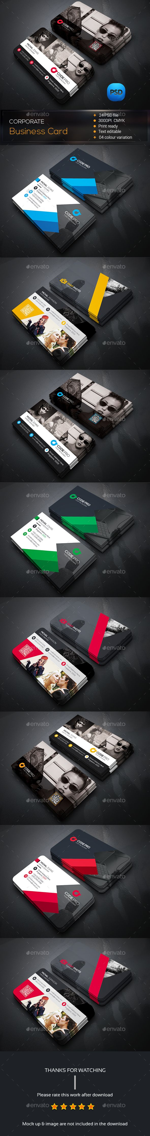 Photography Business Card Template Bundle PSD. Download here: http://graphicriver.net/item/photography-business-card-bundle/14633679?ref=ksioks