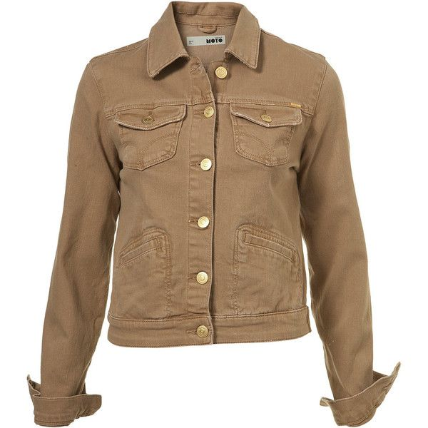 Best 25  Brown denim jacket ideas on Pinterest | Brown jeans ...