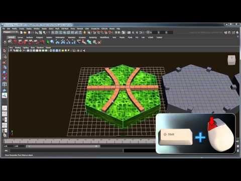 Creating procedural terrain - Part 1: Generating road patterns