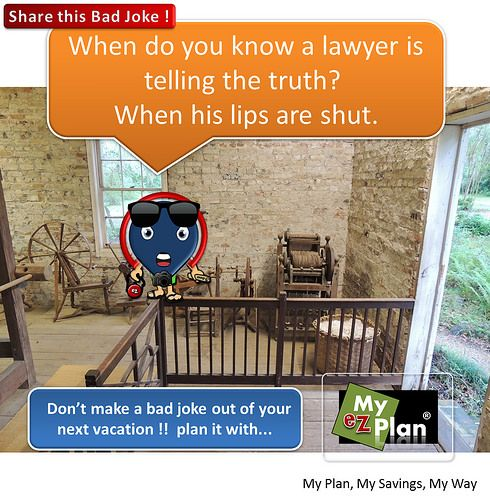"""Cheesy Joke 