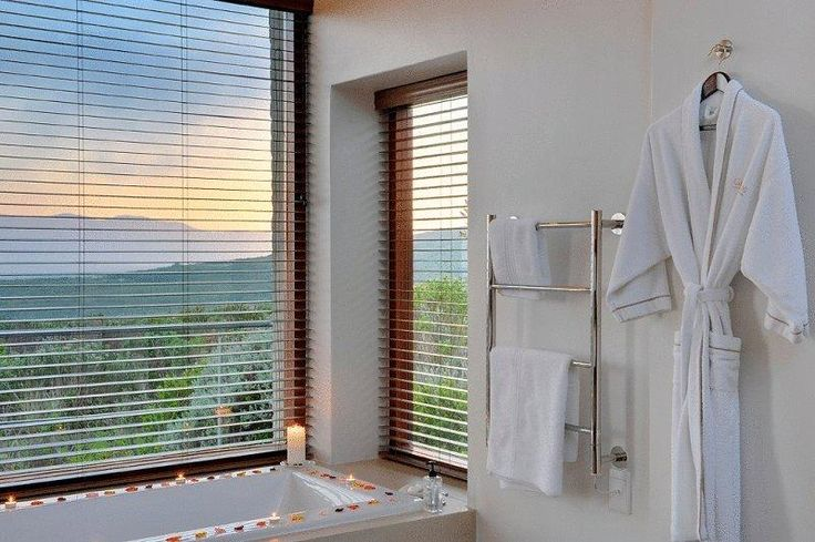 Bathroom of Guestroom at the Grootbos Private Nature Reserve, Gansbaai, South Africa