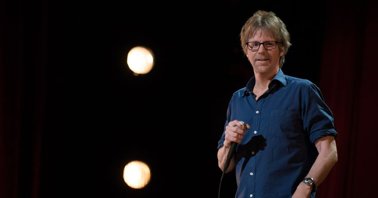 Dana Carvey is a straight, white, 60-year-old male in Netflix stand-up comedy special