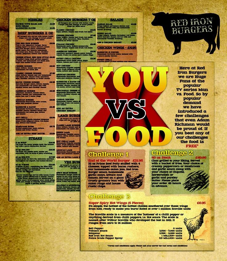 RIB menu.