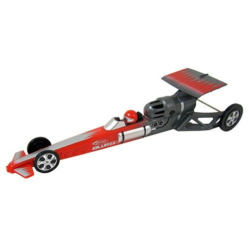 Image of Estes Blurzz Red Menace Rocket-Powered Dragster