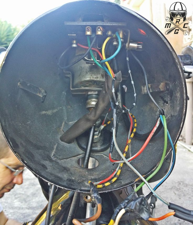 Final electrical adjustments! #NSU #motorcycle #Restoration