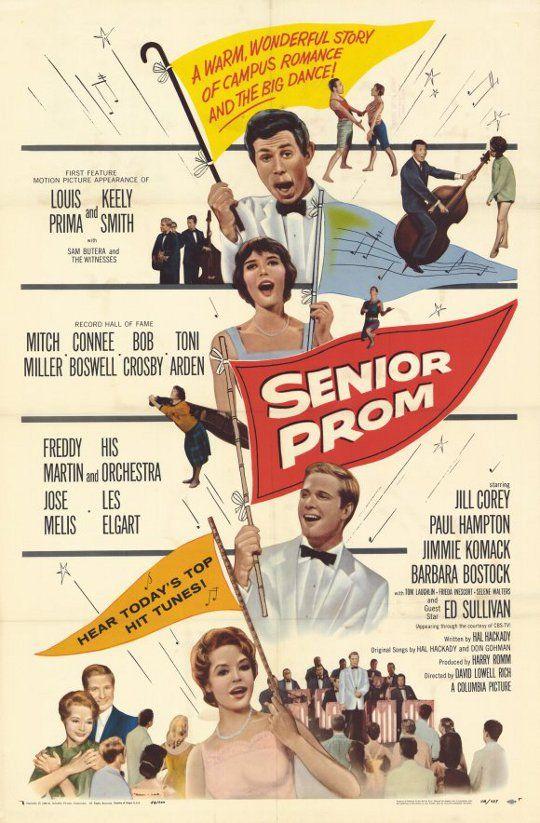 senior prom movie poster