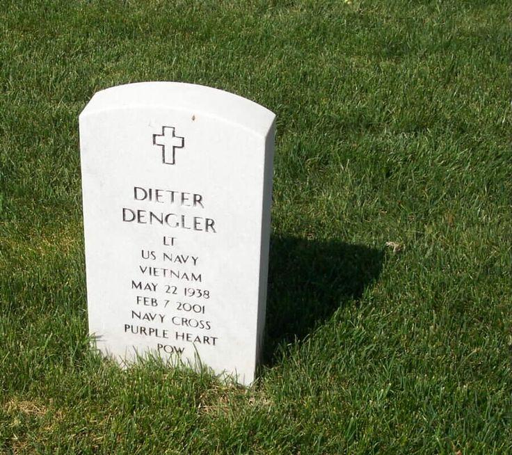 dieter+dengler | Dieter Dengler, Lieutenant, United States Navy