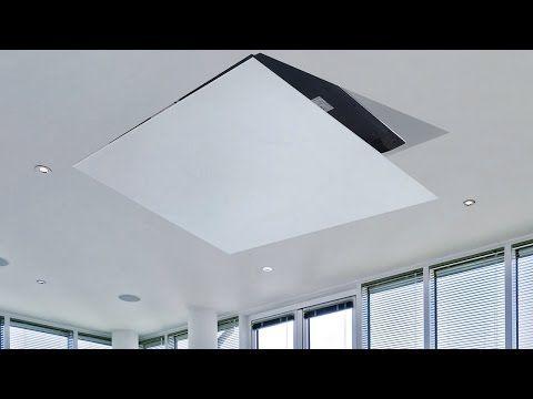 Best 25 motorized tv mount ideas on pinterest motorized for Motorized ceiling tv mounts for flat screens